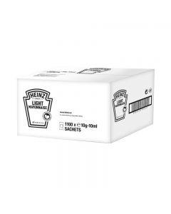 Heinz Light Mayonnaise Sachets 1100x10ml