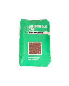 Breederpack Crunchy Comp Cat Food 2.5kg