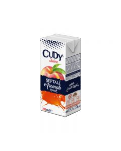 Cudy Peach Juice 27x200ml