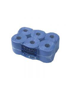 Diamond Blue Centrefeed Rolls 6 Pack