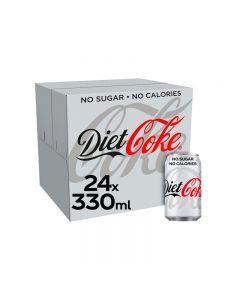 Coca-Cola Diet Coke 24x330ml
