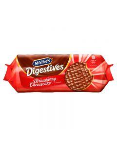 McVities Strawb Cheesecake Digestives 243g