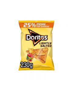 Doritos Lightly Salted 9x230g