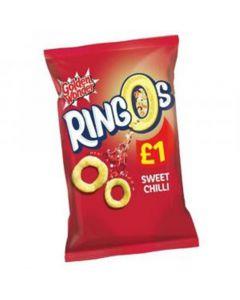 GW Ringos Sweet chilli 55g
