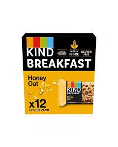 Kind Honey & Oat 12x50g