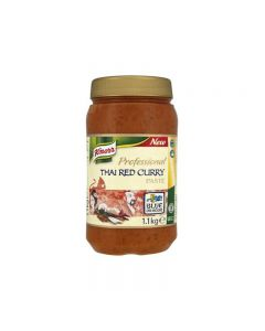 Knorr Thai Red Curry Sauce 1.1Ltre