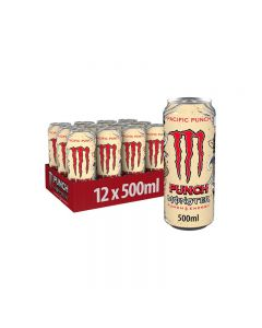Monster Pacific Punch 12x500ml 1.45