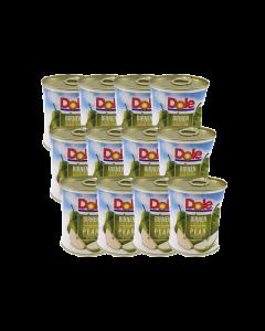 Dole Pear Quarters In Juice 12x210g
