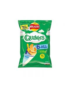 Quavers S&V 6pck