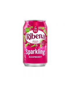 Ribena Sparkling Raspberry 24x330ml PM 0.65