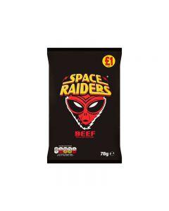 Space Raiders Beef 78g